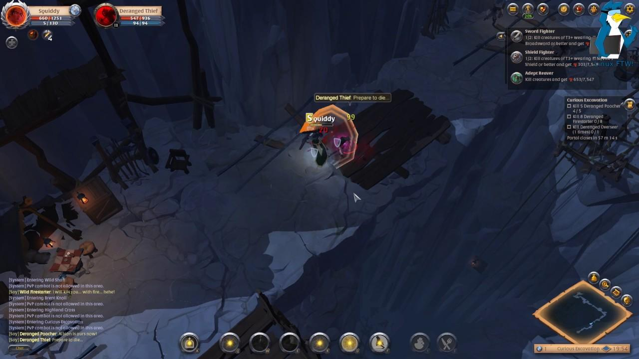 Some thoughts on Albion Online with the final Beta