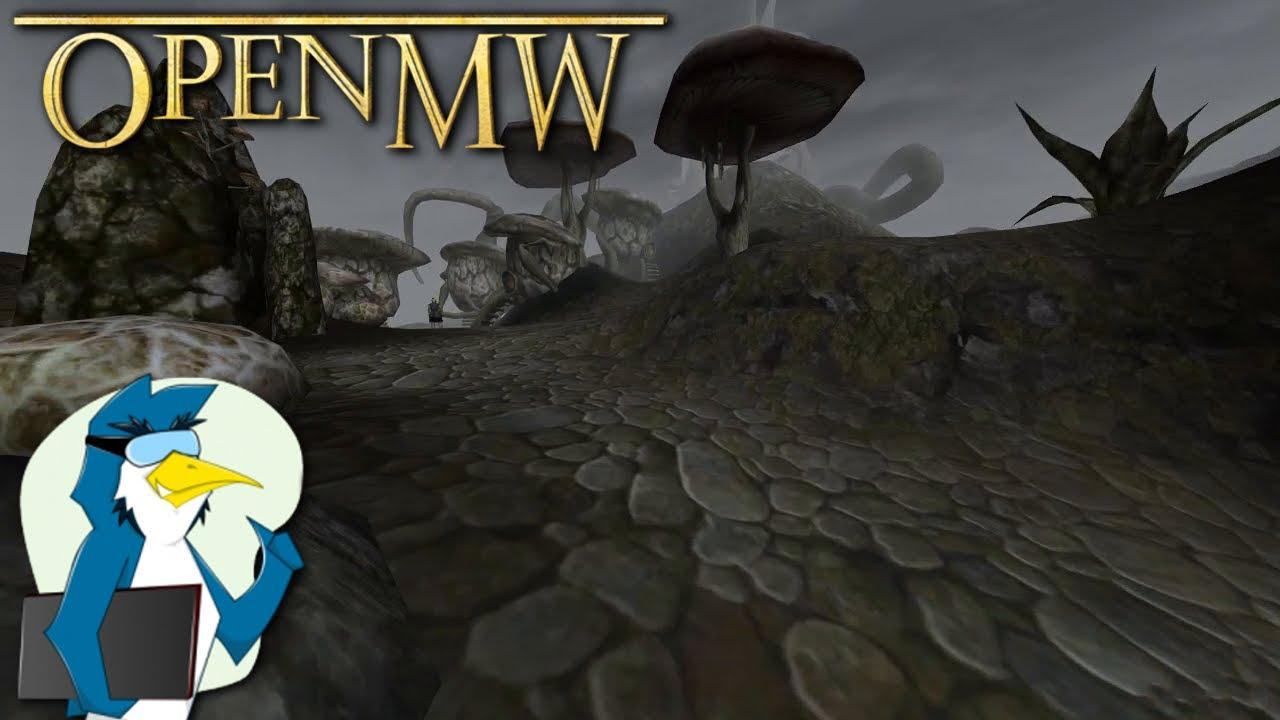 GOL Cast: Wandering Around Morrowind in OpenMW | GamingOnLinux