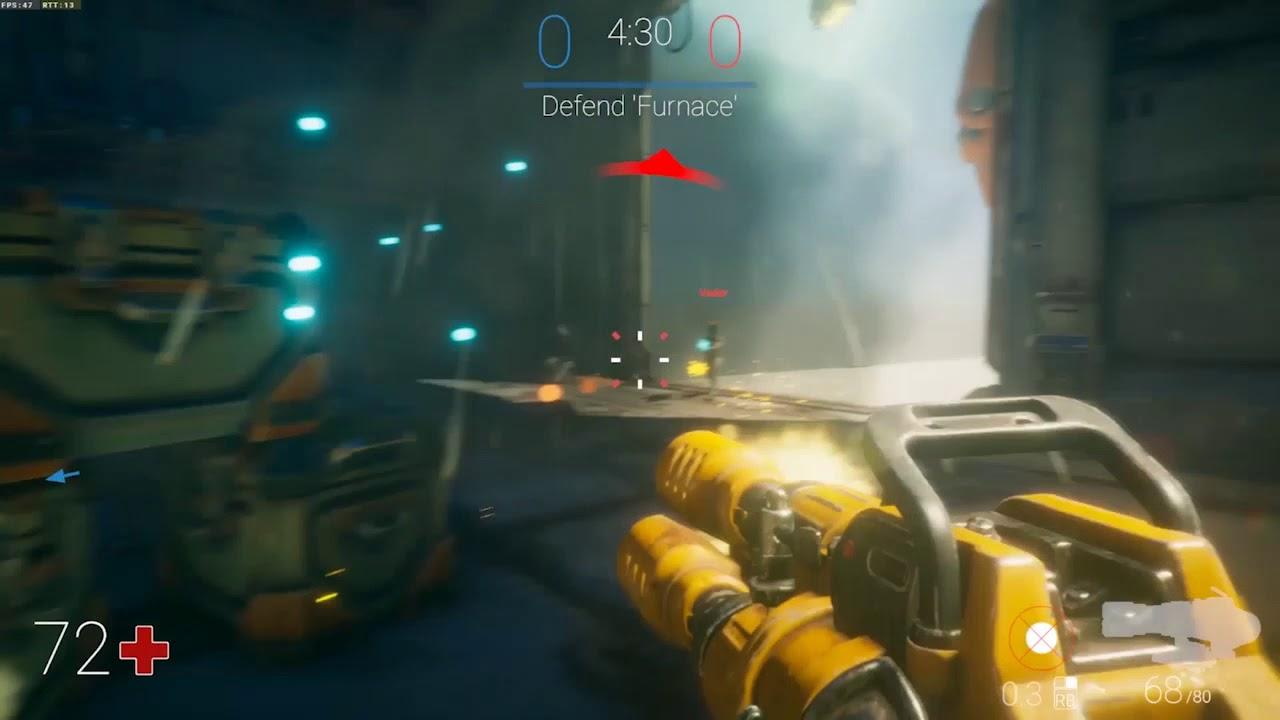 Unity are giving out a rather impressive FPS sample game free for