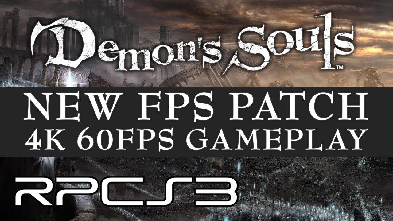 PS3 emulator RPCS3 can now play Demon's Souls at 60FPS