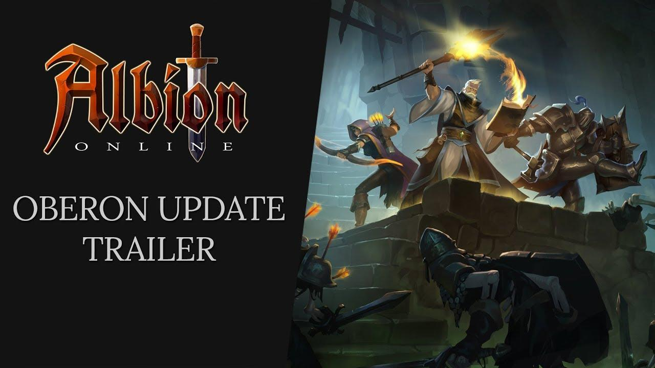 The MMO Albion Online is officially going free to play next month