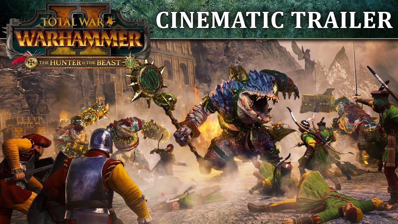 The Hunter & The Beast expansion announced for Total War