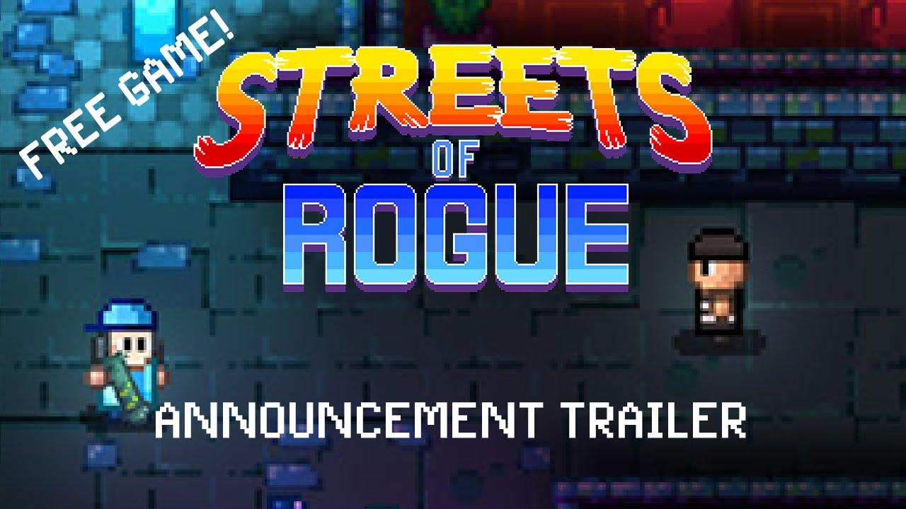 streets of rogue a rogue lite rpg about player choice freedom and fun gamingonlinux. Black Bedroom Furniture Sets. Home Design Ideas