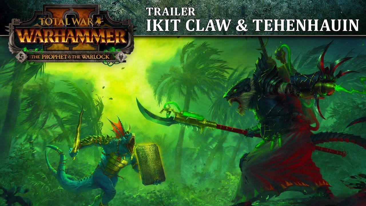Humble has a Total War sale, next Total War: WARHAMMER II