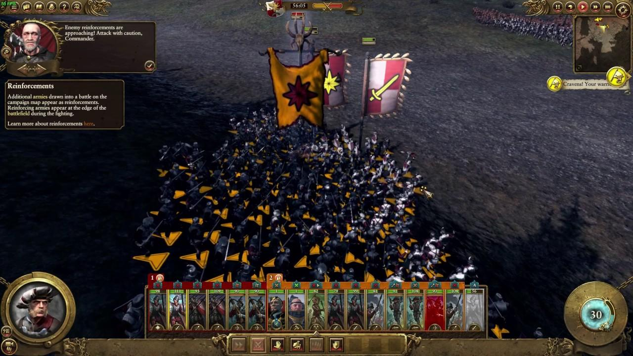 Total War: WARHAMMER released for Linux, port report and