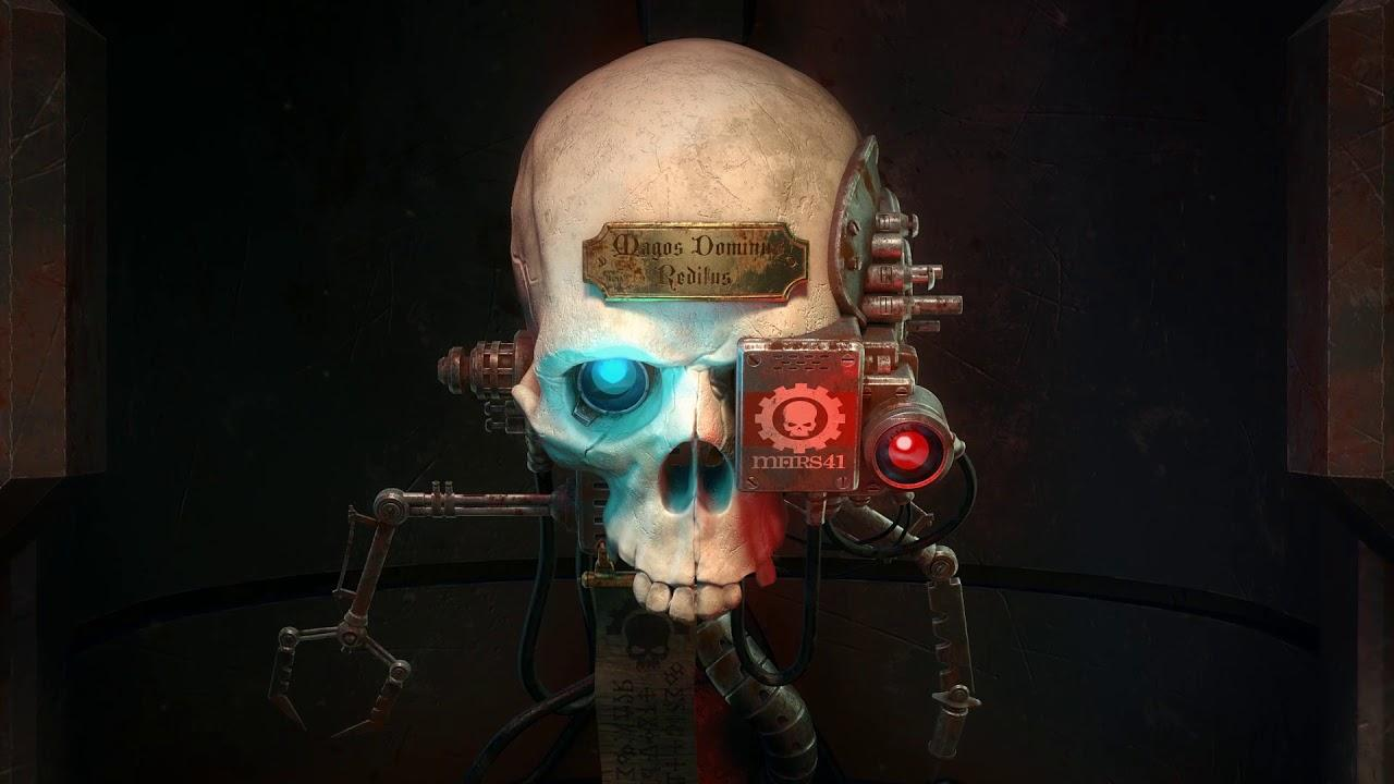 Warhammer 40,000: Mechanicus announced with Linux support