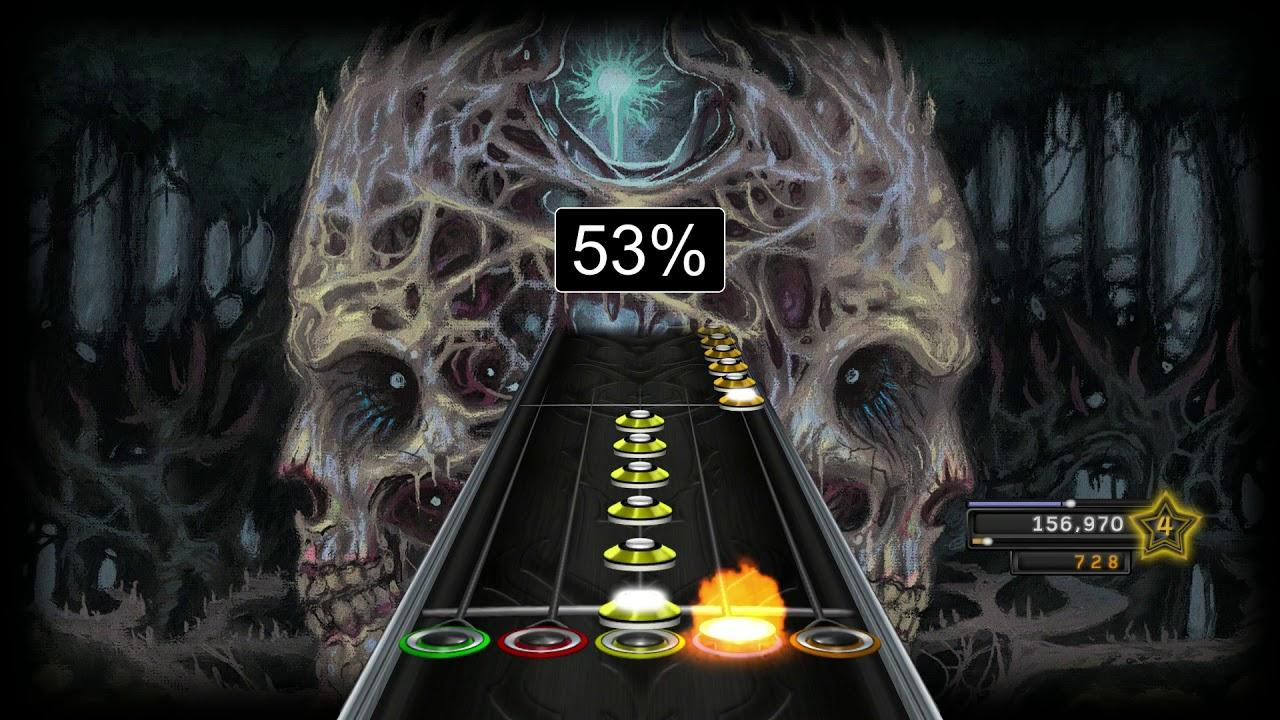 Clone Hero is a Guitar Hero clone built with Unity that has