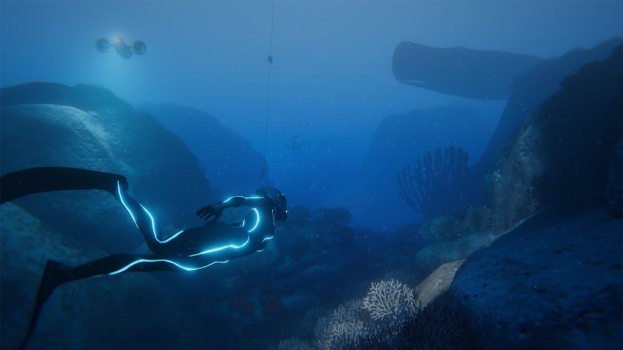 Beyond Blue is an undersea exploration game from the
