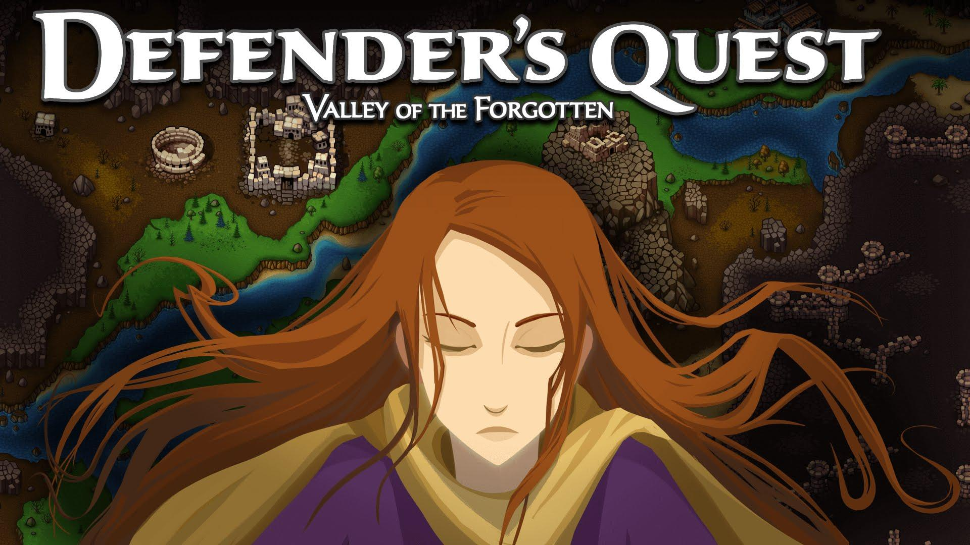 Defender's Quest: Valley of the Forgotten - Deluxe 2016 pc game Img-1