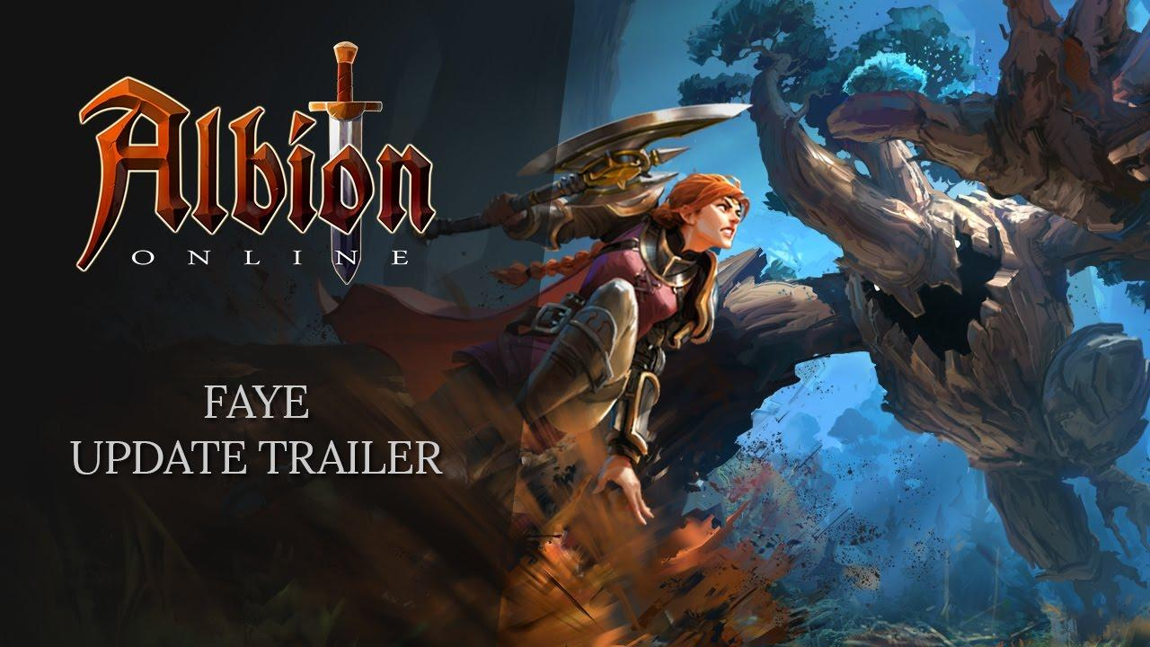 Albion Online, the sandbox MMO with Linux support has become
