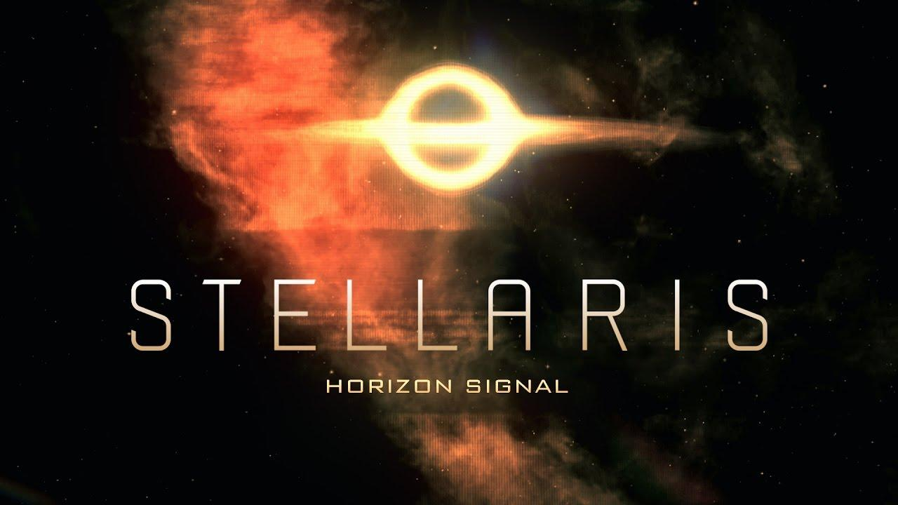 Stellaris 1 4 update released with a free DLC named 'Horizon Signal