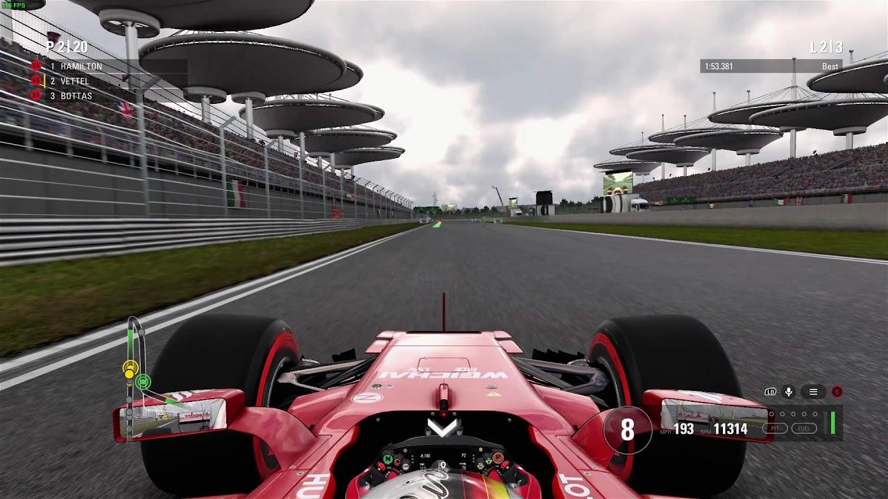 F1 2017 released for Linux as Feral Interactive's first