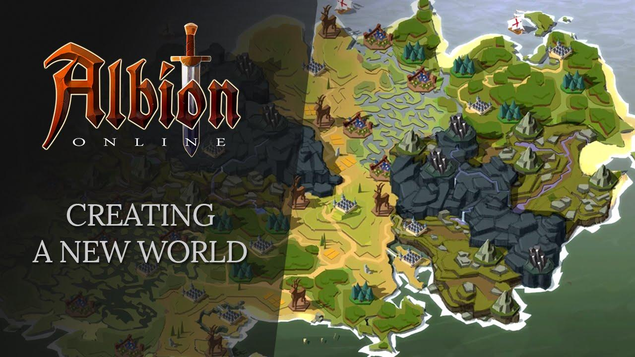 Albion Online Problems take a look at the new world being made for albion online