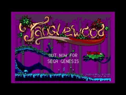 TANGLEWOOD is a properly retro puzzle-platformer that's now