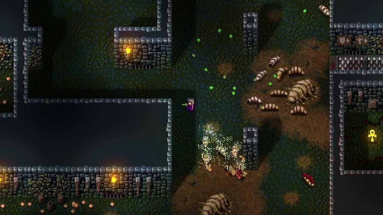 Hammerwatch Gets Major Update, No Longer Needs Mono
