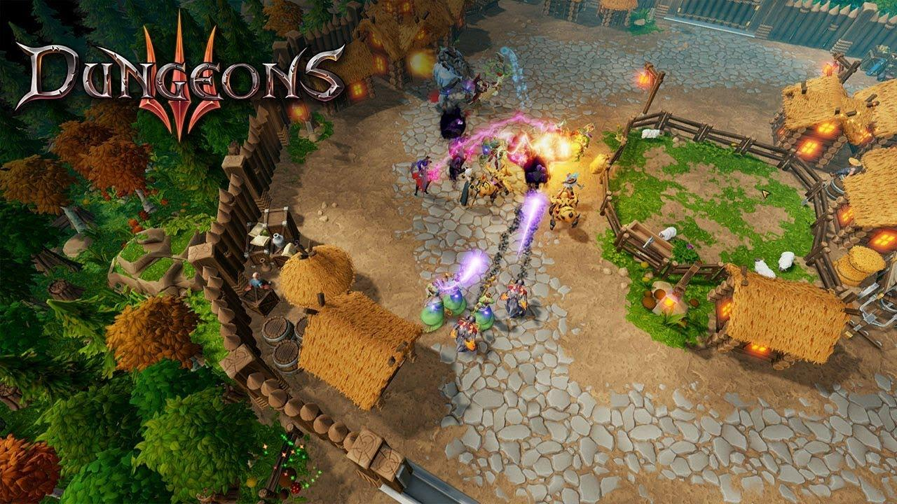 Destroy the land of the Fairies as Dungeons 3 - Once Upon A Time DLC ...
