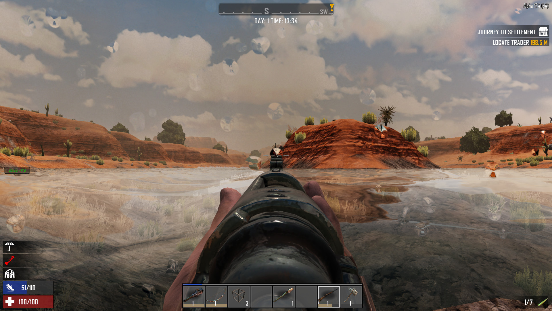 The Latest 7 Days To Die Experimental Build Allows More