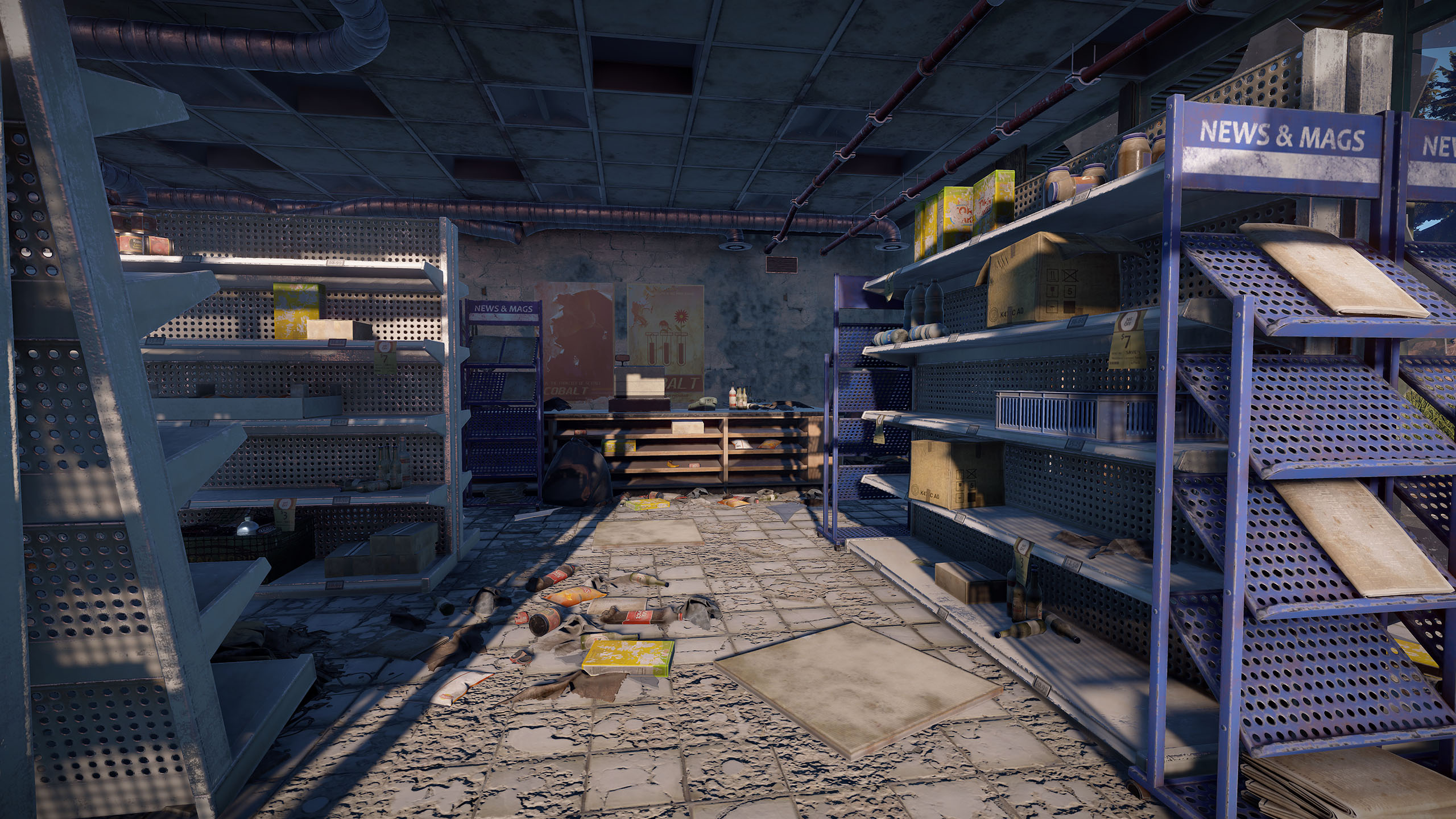 Survival game 'Rust' updated with a new Unity version & our
