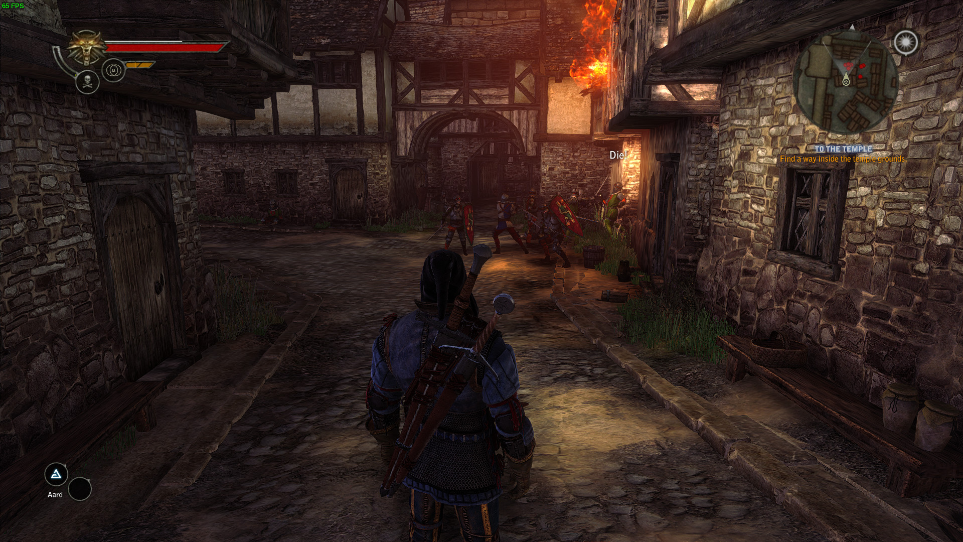 The Witcher 2 Has A New Beta For Linux, The Improvements Are