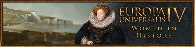 Free DLC For Europa Universalis IV : Women In History | GamingOnLinux