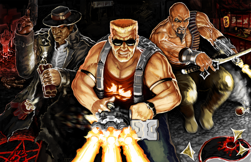 The Big Three Build Engine Games On GOG   GamingOnLinux