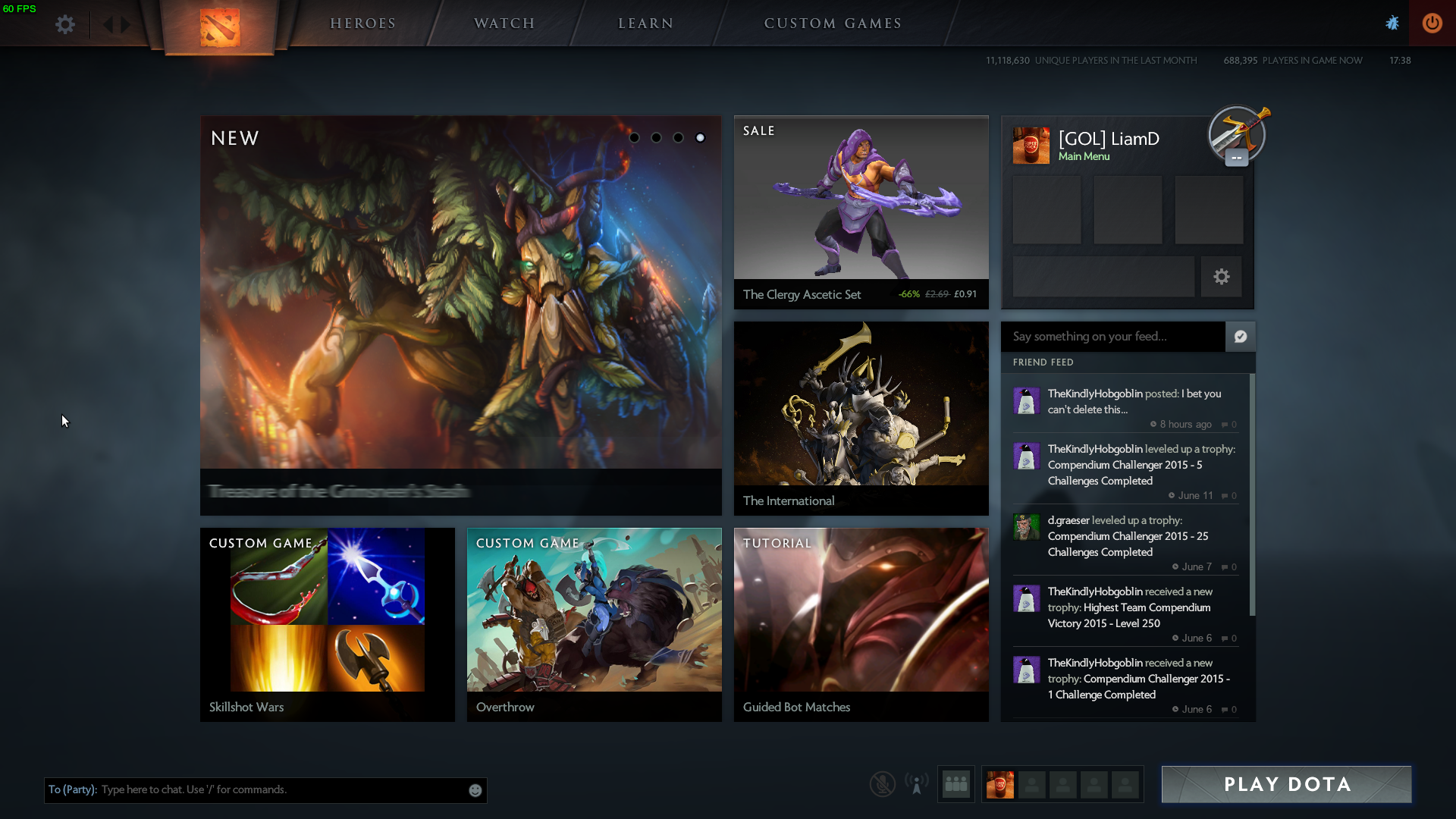 Dota 2 Reborn Now Officially Supports Linux, Early Look