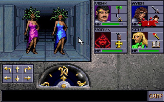 The Forgotten Realms Archives Now On GOG For Linux, Eye Of The