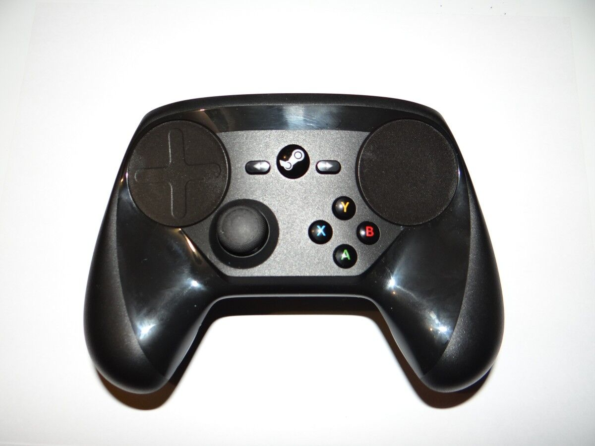 My First Hours With A Steam Controller | GamingOnLinux
