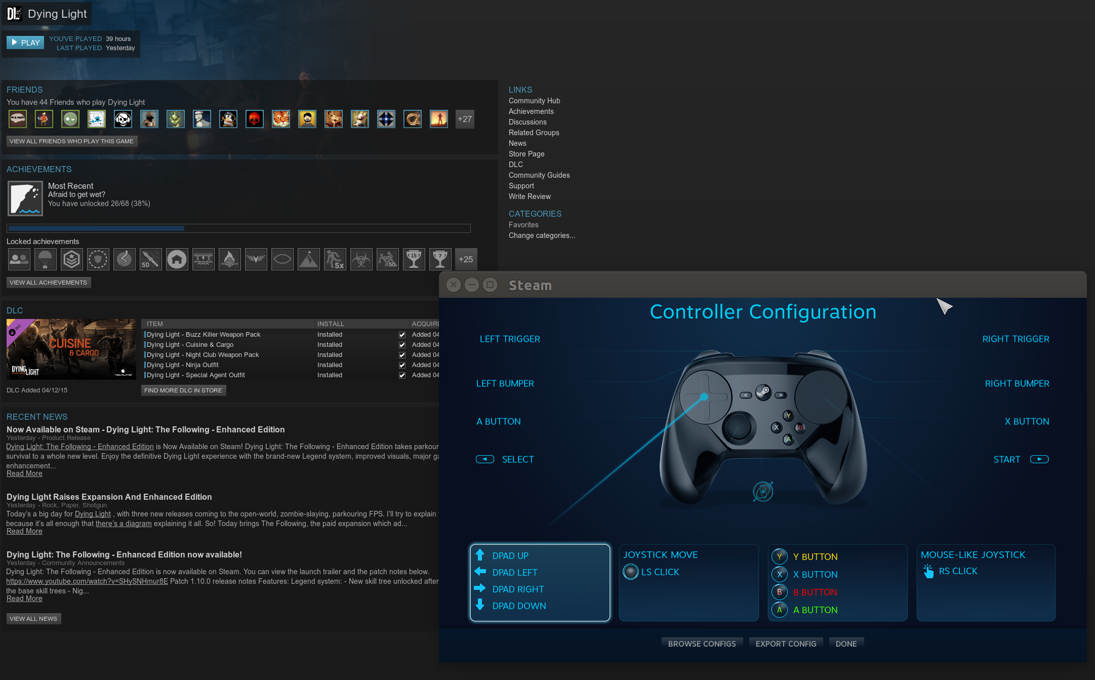 Steam Beta adds hardware accelerated encoding for Nvidia on