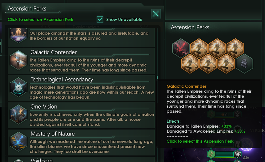 Stellaris Is Going To Gain More Customization Options For Empires