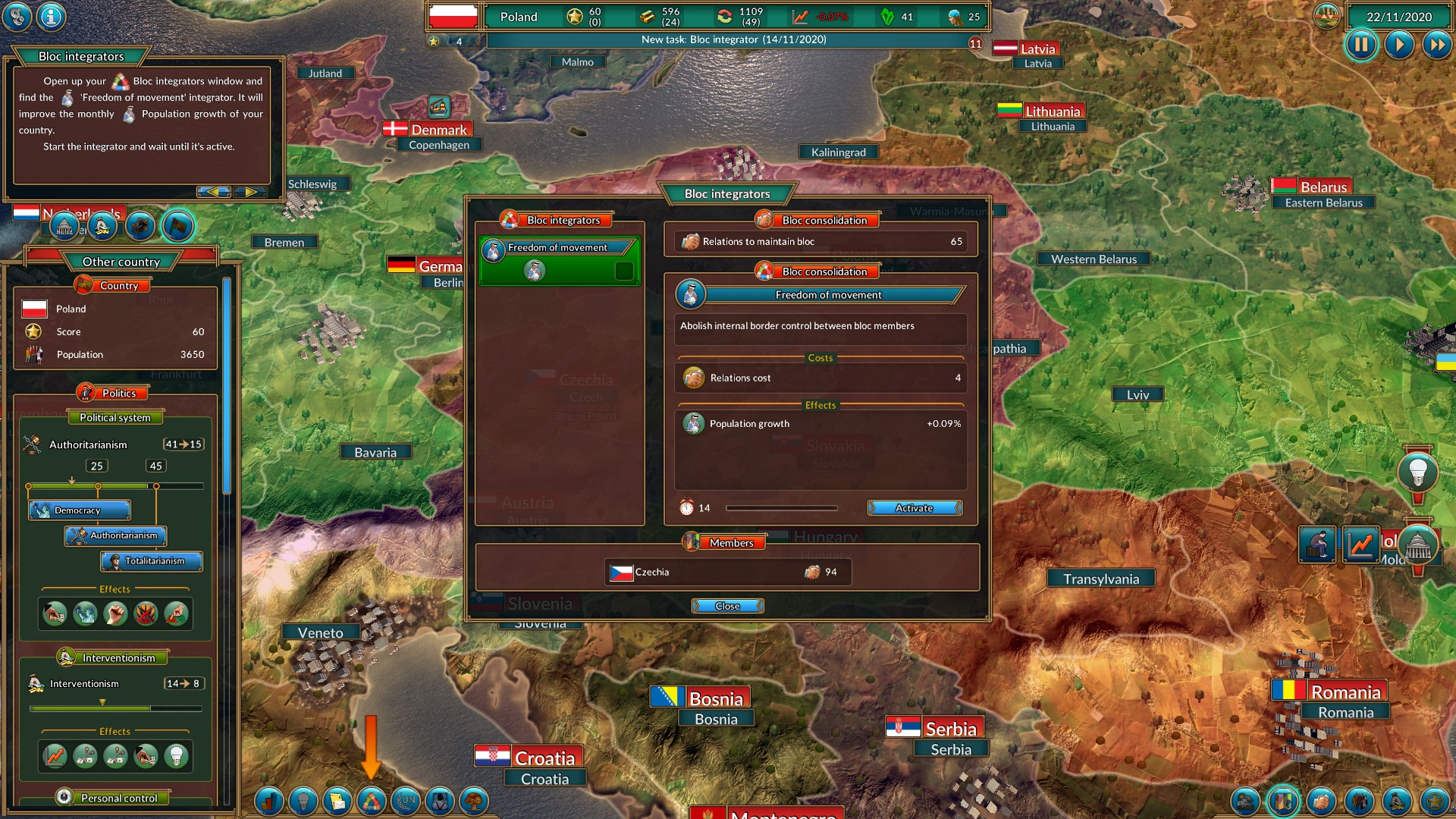 Some Thoughts On Realpolitiks A Realtime Grand Strategy Game Now - Countries of the world game
