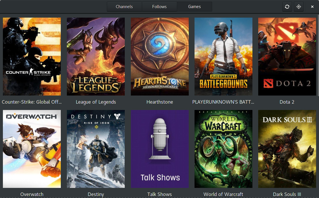 GNOME Twitch releases a major update with notifications