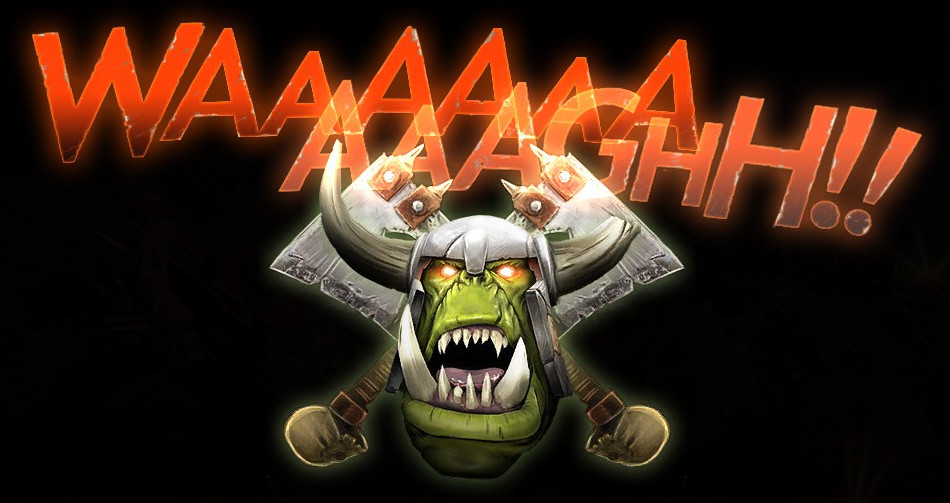 Image result for waaagh