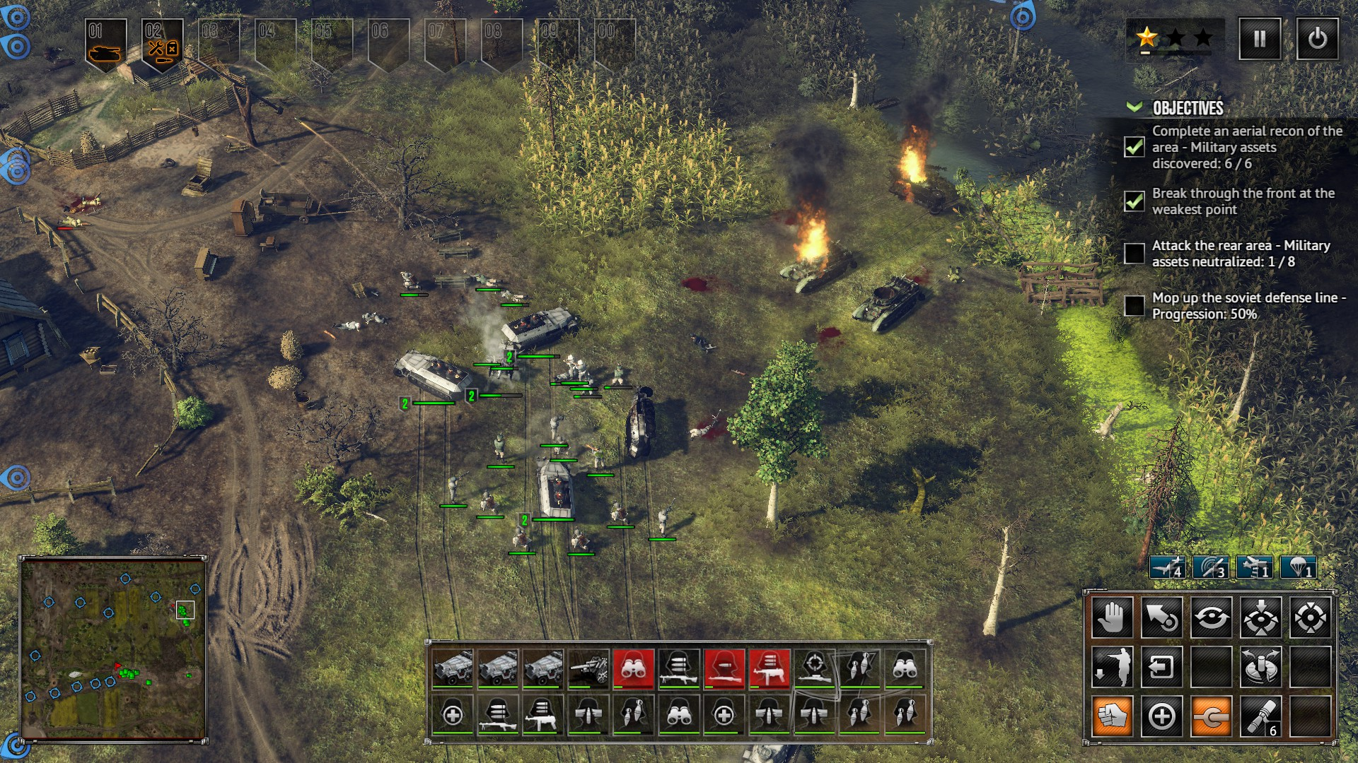 some thoughts on the new strategy game sudden strike 4 gamingonlinux