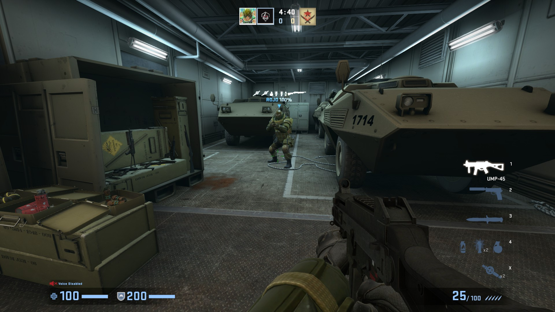Counter-Strike: Global Offensive's mission system in