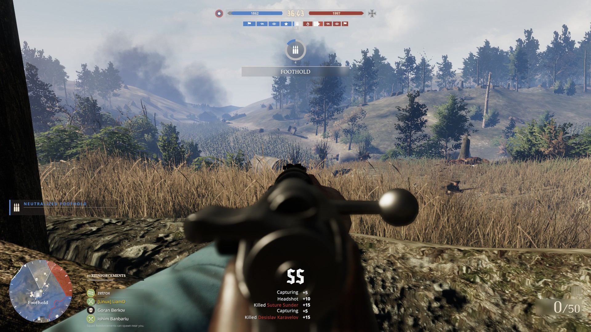 Tannenberg, the WWI shooter has officially left Early Access