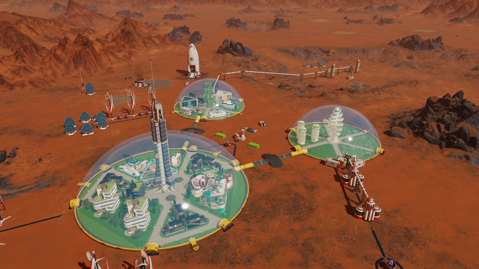 """Surviving Mars' upcoming """"Opportunity"""" update will be adding several"""