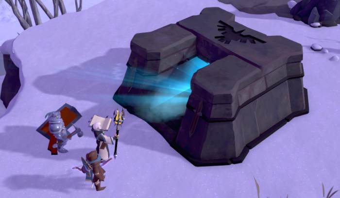 The next major update for the MMO Albion Online named