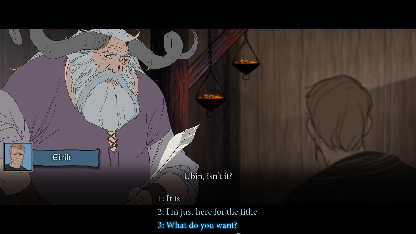 Stoic have now removed the Linux version of The Banner Saga