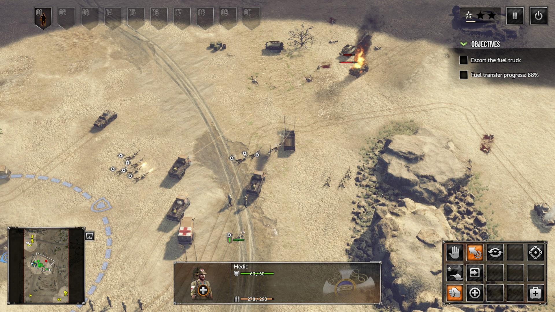 Sudden strike 4 - the pacific wars