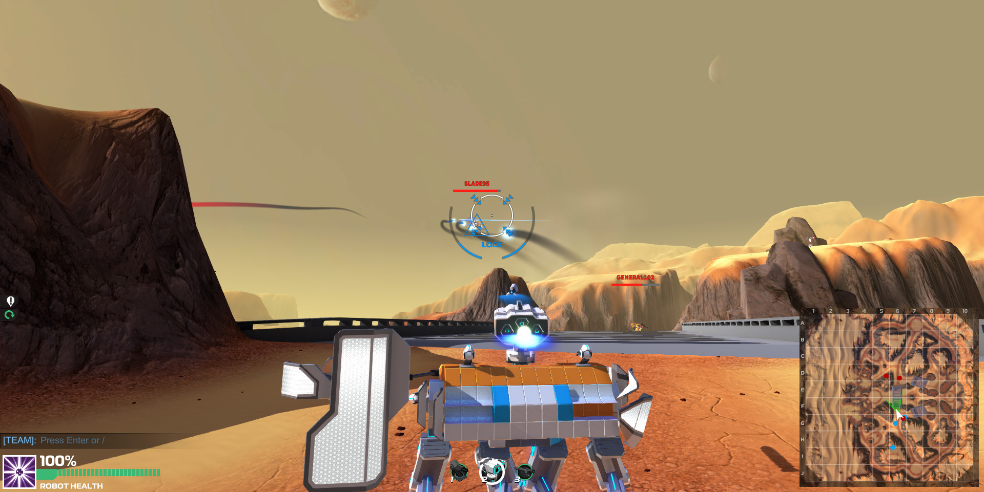 The first stage of removing loot crates from Robocraft is
