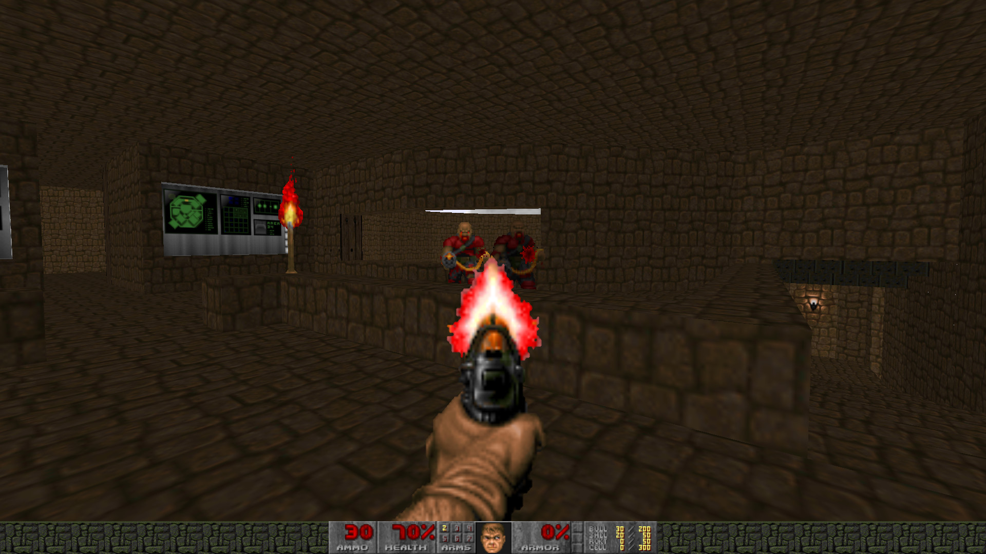 Gzdoom 4 0 0 Released With Their Experimental Vulkan Support Gamingonlinux