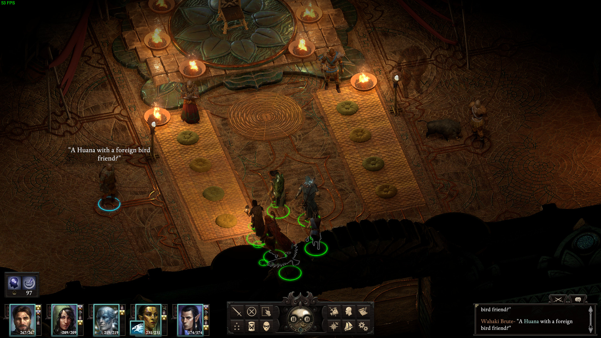 Ships, choices and gods – some more thoughts on Pillars of Eternity