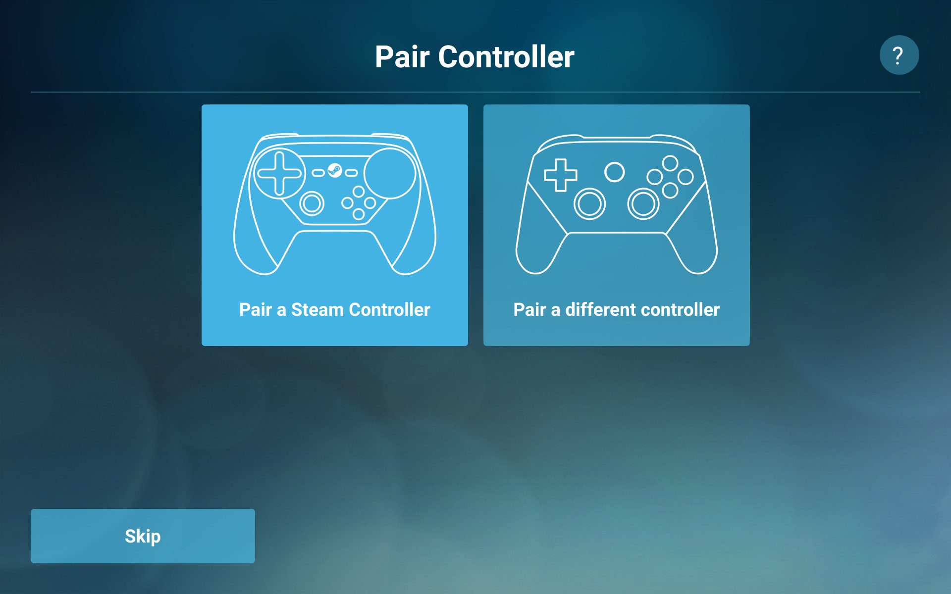 The Steam Link Android app is now out, works quite well so