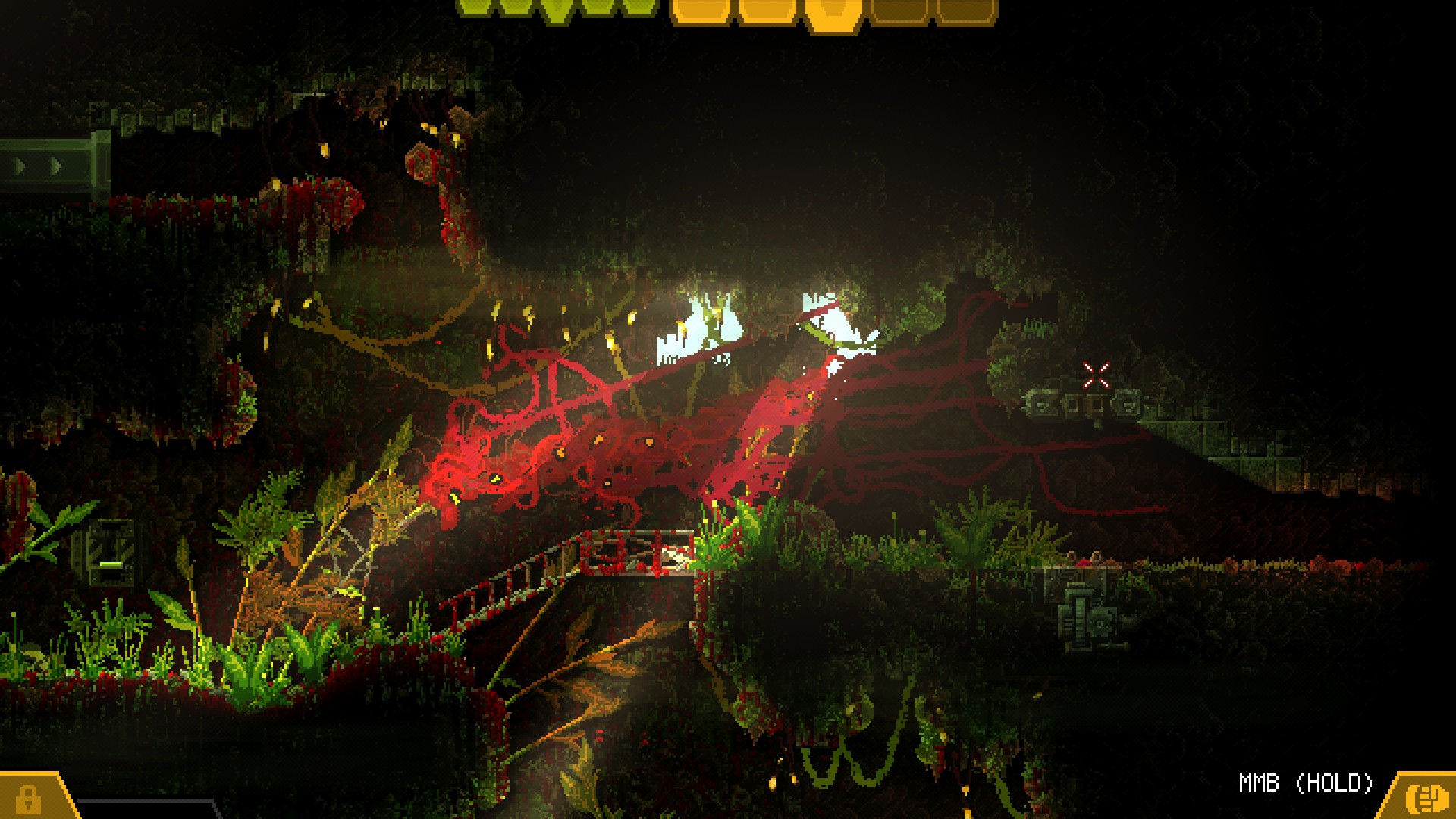 Devour All Humans In The Gruesome Preview Of Carrion Gamingonlinux
