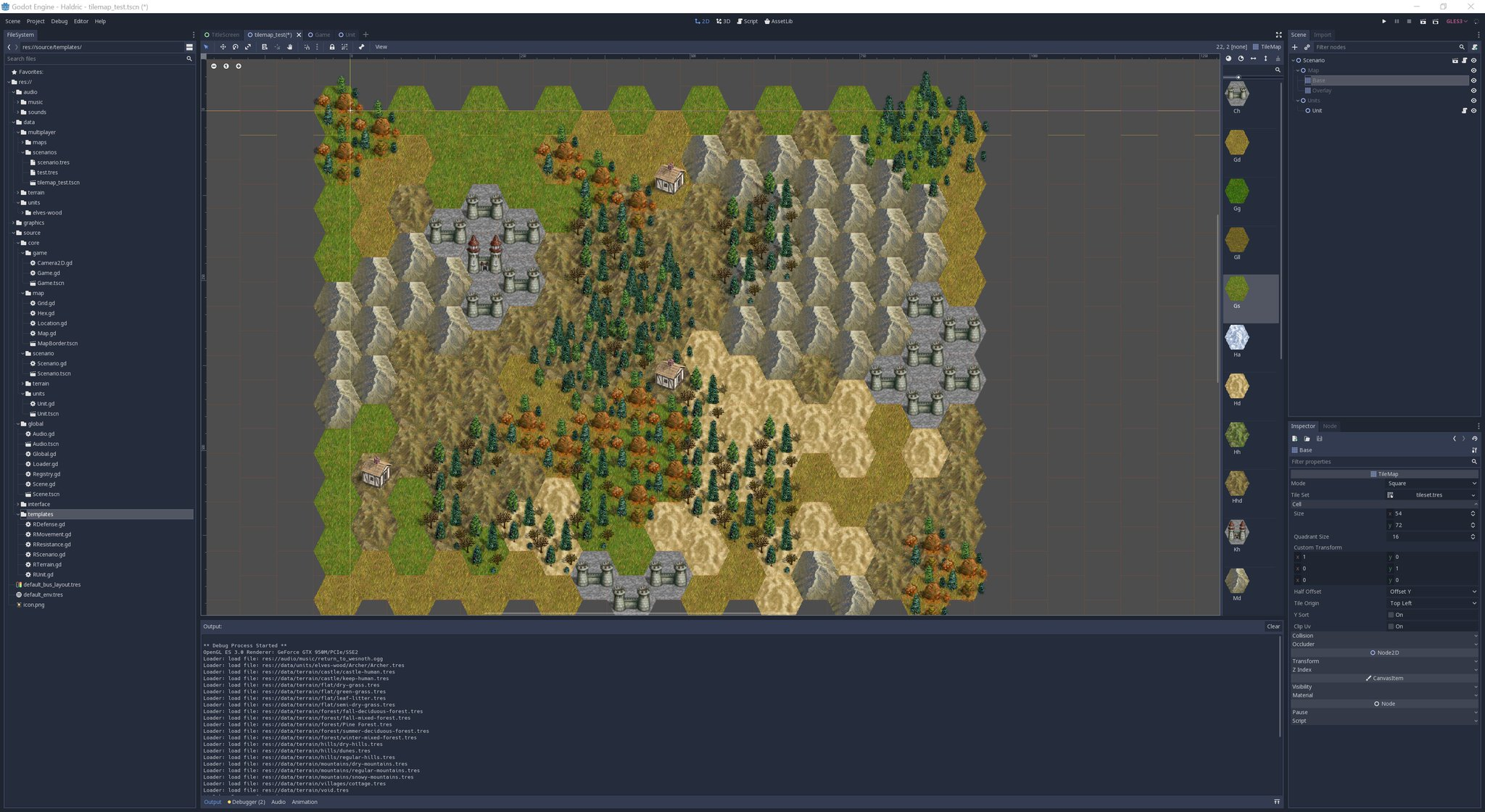 Looks like Battle for Wesnoth is being ported to Godot Engine
