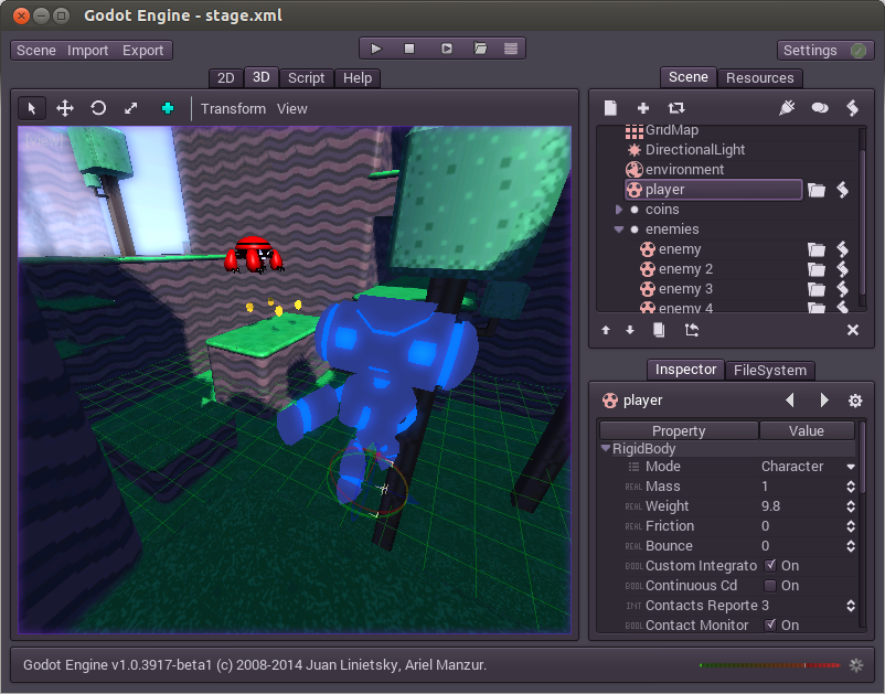 Godot Game Engine Going Open Source | GamingOnLinux