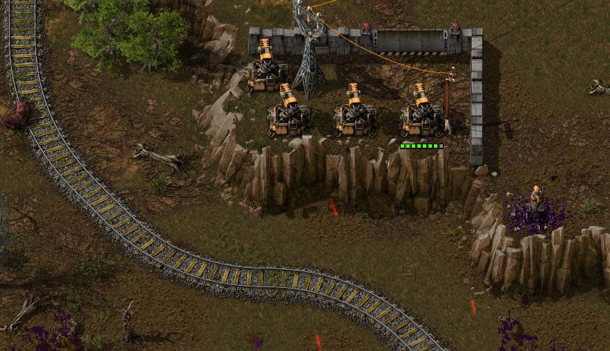 Factorio 0 16 is out with artillery, cliffs, more high-res graphics