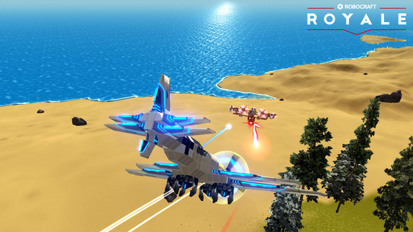 Robocraft Royale could see Linux support if their release