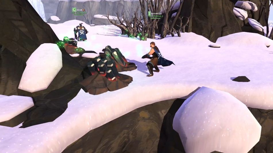 Albion Online fixes lag issues that plagued servers